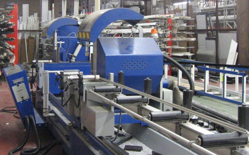 Fabricant fran ais de syst mes de coulissants alu portes for Fabrication fenetre aluminium